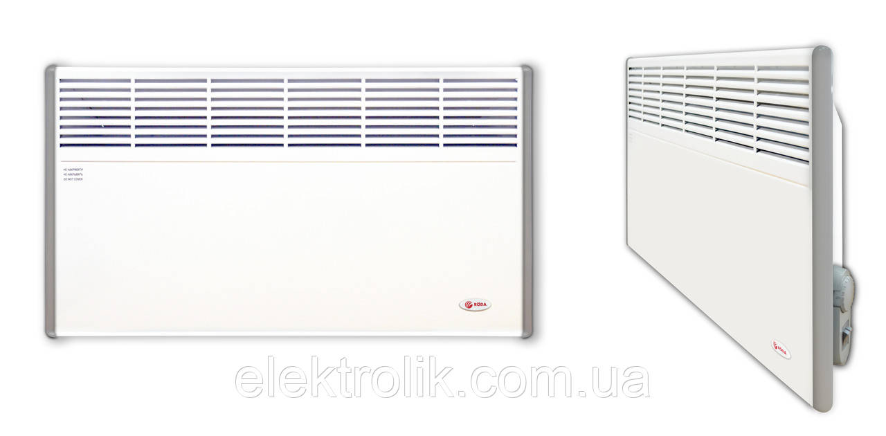 Электрический конвектор RODA Standart 1,0