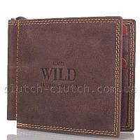 Кошелек с зажимом для денег Always Wild DNKC2-MH-brown коричневый