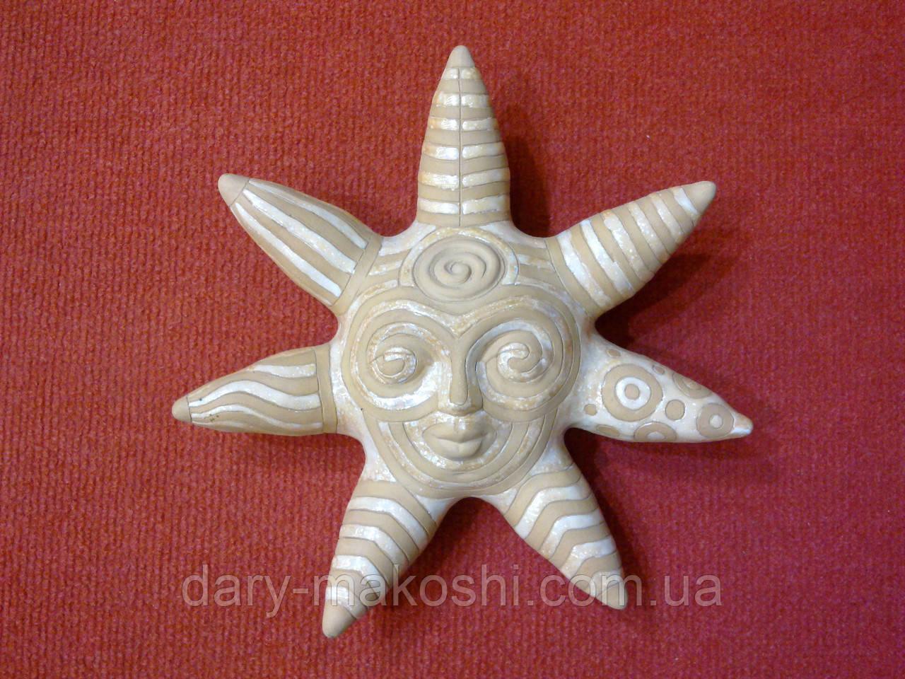 Фигурка керамическая Солнышко