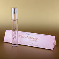 Женский мини парфюм Dolce&Gabbana Rose The One 15 ml в треугольнике DIZ