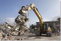 Демонтаж строений и зданий