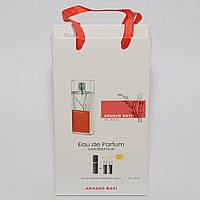 Armand Basi in Red мини парфюмерия в подарочной упаковки 3х15ml DIZ