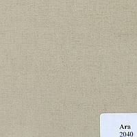 Рулонные шторы Одесса Ткань Ара Светло-коричневый 2040