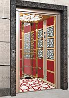 Лифт пассажирский Sahlift (ШахЛифт), кабина «Claret life»