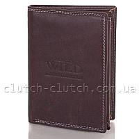 Портмоне для документов и денег Always Wild DNKN890-MCR коричневое