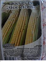 Мос 182 СВ Кукуруза кормовая Семена Украины 0,5 кг