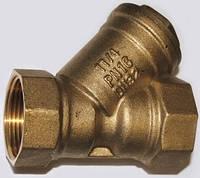 Фильтр Ду 40 Ру 16/130°С муфтовый (Укр), грубой очистки жидкости и газа от мех. частиц