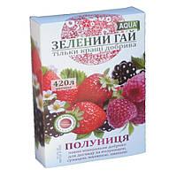 Зелений Гай Аква Полуниця мінеральне добриво для плодово-ягідних культур Гілея 300 г