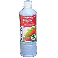 Фертимикс Биогумус для Ягодных культур удобрение на основе биогумуса для ягодных культур Гилея 570 мл