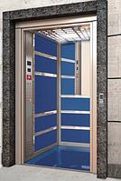Лифт пассажирский Sahlift (ШахЛифт), кабина «Blue life»
