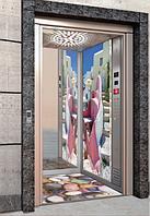 Лифт пассажирский Sahlift (ШахЛифт), кабина «CMK 24»