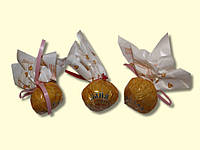 Конфеты Мармеладные дольки со вкусом дыни на натуральном соке