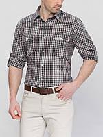 Мужская рубашка LC Waikiki в разноцветные клетки XXXL