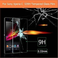 Защитное стекло для Sony Xperia C С2305