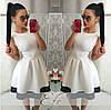 Платье купить в складку с кружевом рукав пышное  42 44 46 48 50 Р