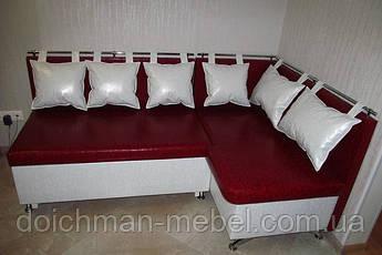 Кухонный уголок с подушками и спальным местом Комфорт
