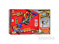Трек настенный аналог Hot Wheels Racing Blaze ML-32462