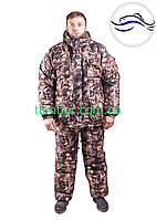 Зимний костюм тигровый орех (элитный)