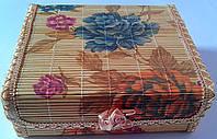Шкатулка для девочек Плетеная Большая 8-100-2 Китай