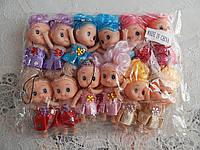 Детские брелки куклы