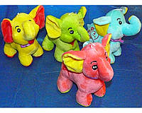 Мягкая игрушка Слон стоит №1437 SO