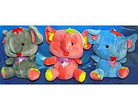 Мягкая игрушка Слоник сидит №1437 SO