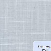 Рулонные шторы Одесса Ткань Shantung Серый 1974