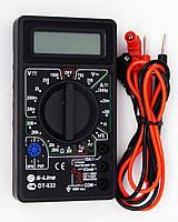 Мультиметр  DT 832, тестер, вольтметр, амперметр