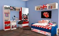 Подростковая комната Англия