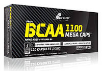 Olimp Labs - BCAA Mega Caps, 120 капс