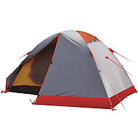 Палатка Tramp Peak 3 трехместная двухслойная