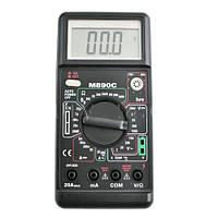 Мультитестер цифровой M-890C, мультиметры, тестеры, вольтметры, амперметры