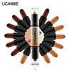 Корректор/консилер хайлайтер-бронзер Creamy 2 in1 Contour Stick Highlighter Bronzer Concealer Ucanbe #B, фото 2