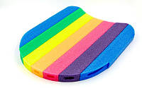 Доска для плавания РL-3378 (EPE разноцветный ,р-р 30х35х2,7см)
