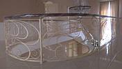 Кованые перила , фото 2