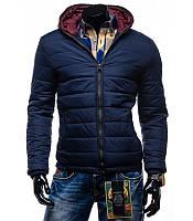 Куртка  мужская дутая на синтепоне