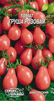 Груша розовая семена томата Семена Украины 0.20 г