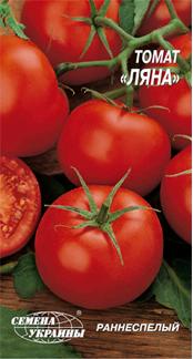 Ляна семена томата Семена Украины 0.20 г