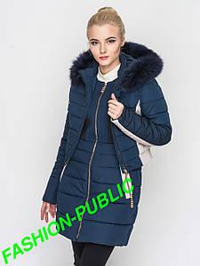 Куртка-трансформер зимняя женская
