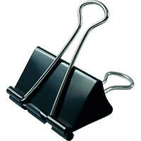 Биндер черный 15 мм, 12 шт (упаковка)