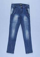 Узкие джинсы багги Италия Zu-Yspanici 40/152см.