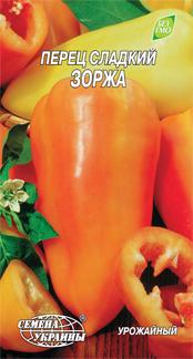 Зоржа семена перца сладкого Семена Украины 0.30 г