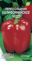 Калифорнийское чудо семена перца сладкого Семена Украины 0.30 г