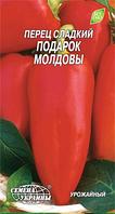 Подарок Молдовы семена перца сладкого Семена Украины 0.30 г