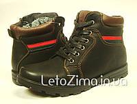 Зимние ботинки р.33-38, фото 1