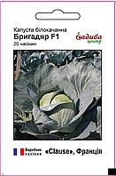 Бригадир F1 насіння капусти білокачанної Садиба Clause 20 семян