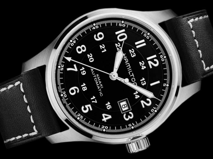 Часы hamilton khaki field купить часы на модульной картине купить