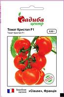 Кристал F1 насіння томату високорослого Садиба Clause 0.02 г