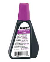 Штемпельная краска Trodat 28 мл, фиолетовая