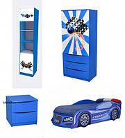 Комплект мебели Ауди полиция